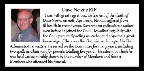 Dave Newns RIP